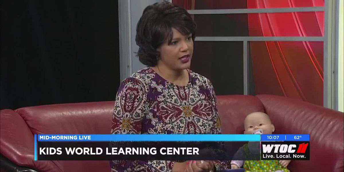 Kid's World owner and director, Michelle Smith Lank discusses LENA Grown Project for kids ages 0-3.