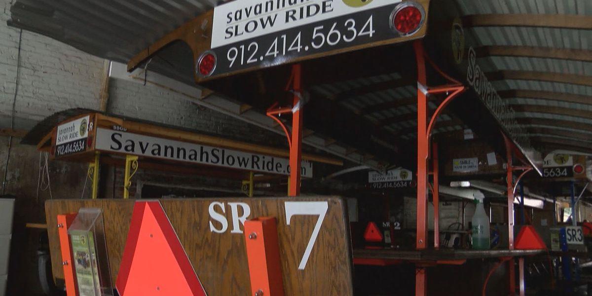 Savannah City Council considering quadricycle change