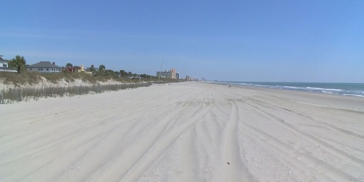 Governor expected to announce reopening of beaches, retail stores