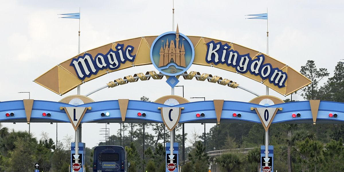 Disney, SeaWorld announce plans for Florida parks to reopen