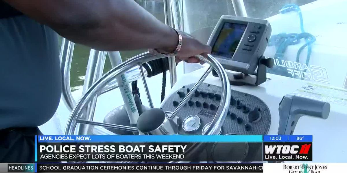 Law enforcement offers boating safety tips for summer