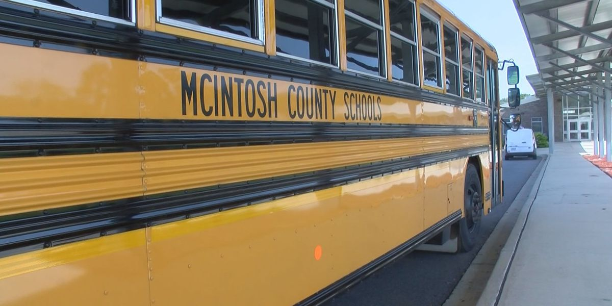 McIntosh County Schools prepare for in-person, virtual instruction