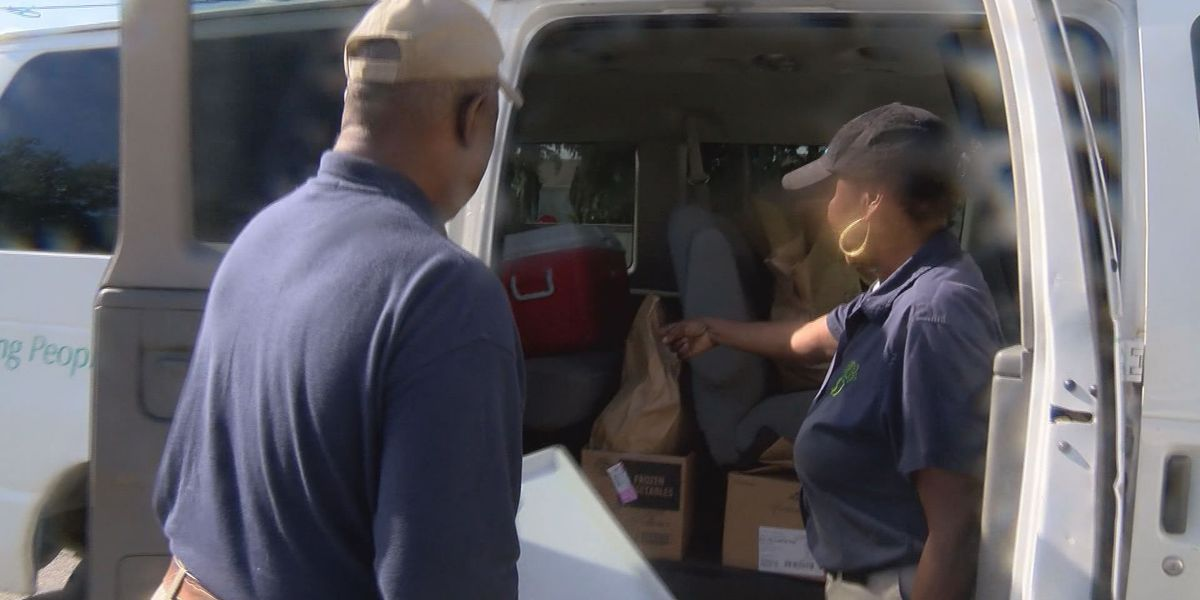 Hometown Hero: Meals on Wheels team