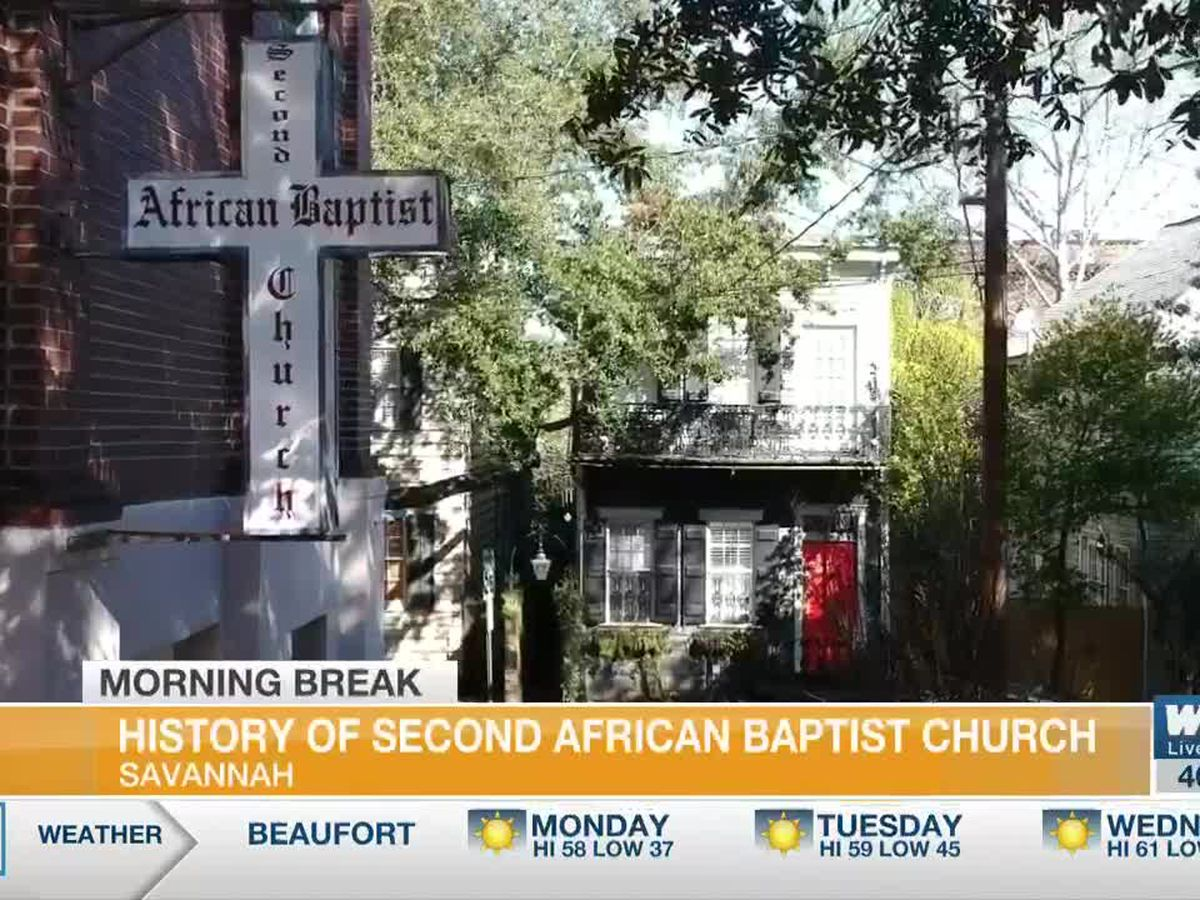 Second African Baptist Church Reflects on Martin Luther King Day