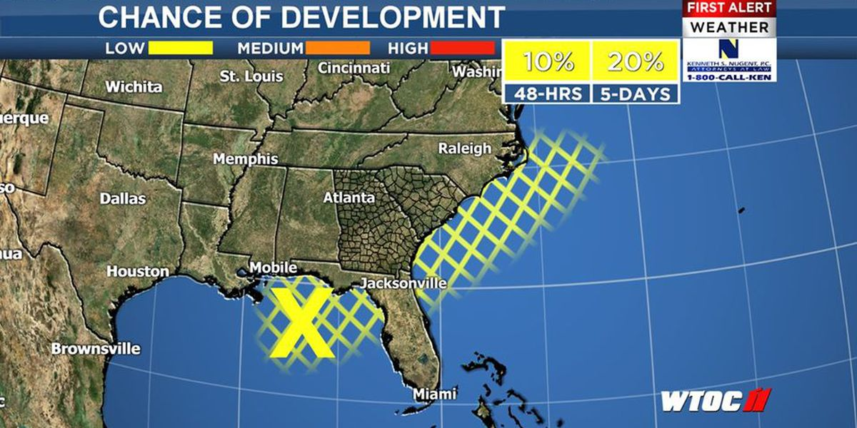 Watching the Tropics: Persistent rainfall on the way