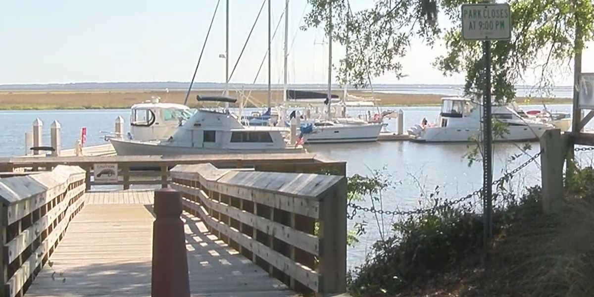 Fishing banned from Observation Deck at Coffee Bluff Marina pier