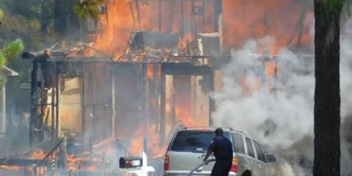 Officials investigate rental home fire in Bulloch County