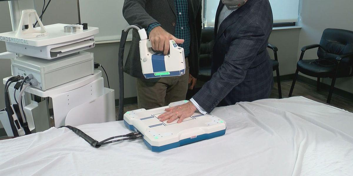 Good News: Revolutionary portable X-Ray machine developed in Savannah