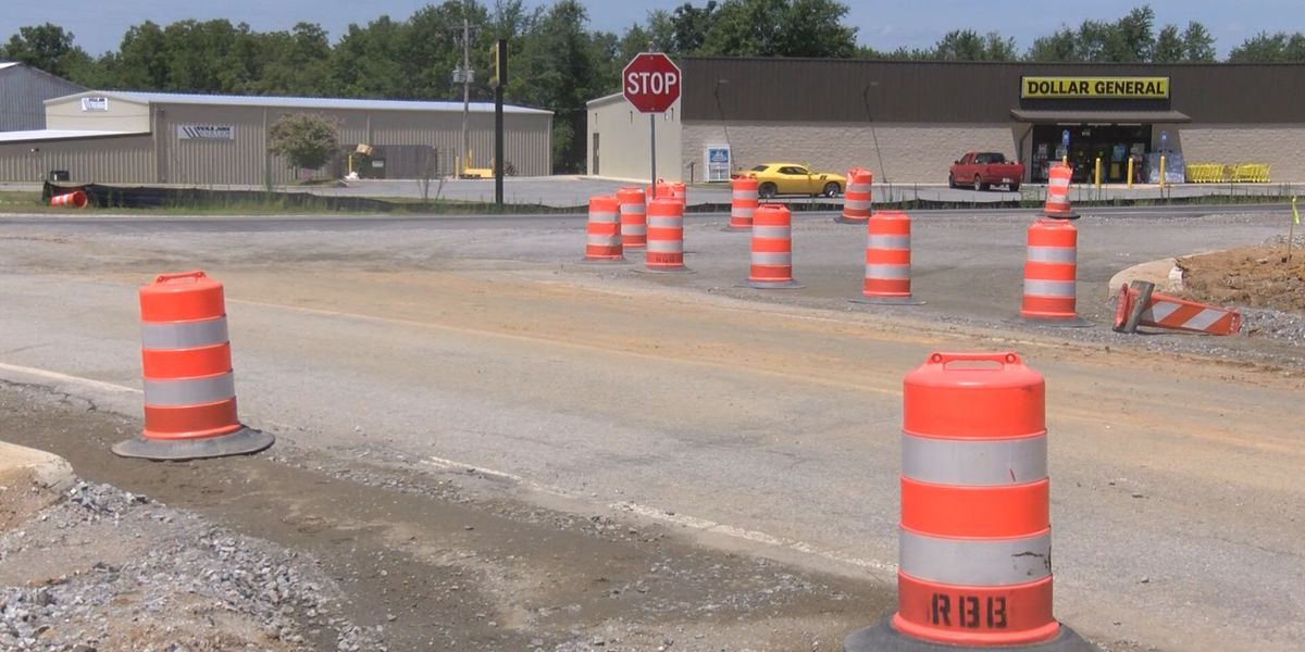 Drivers have concern about intersection construction along Hwy 67 in Bulloch Co.