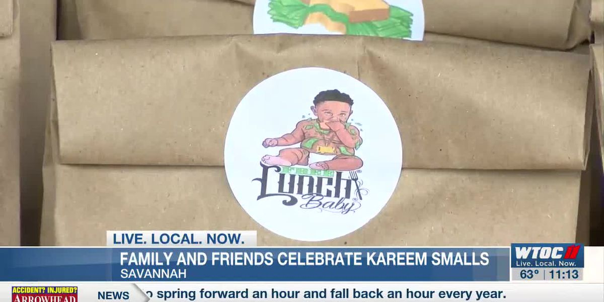 Community gathers to honor the legacy of Kareem Smalls on his birthday