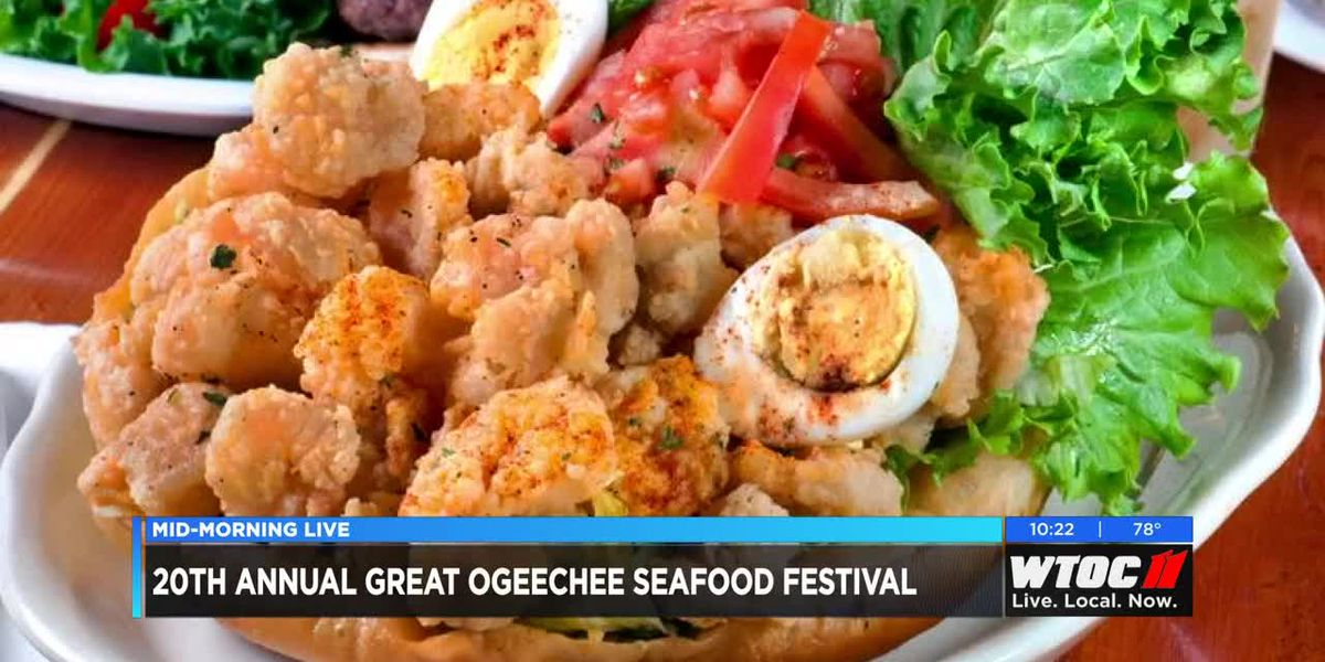 20th Annual Great Ogeechee Seafood Festival