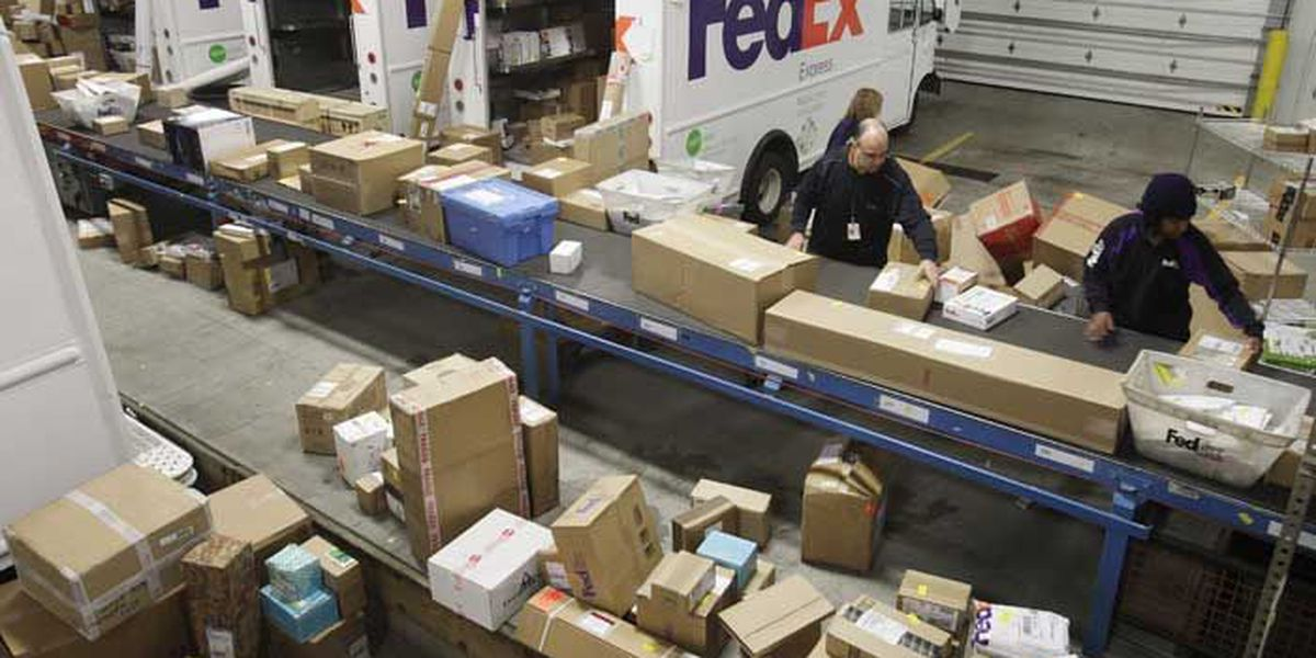 Important deadlines for holiday shipping are approaching! We'll tell you when to get your gifts mailed off in a live report at 5:30AM