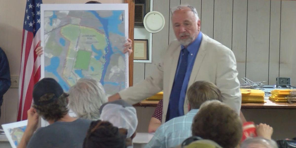 Developer holds meeting on proposed Screven Co. landfill