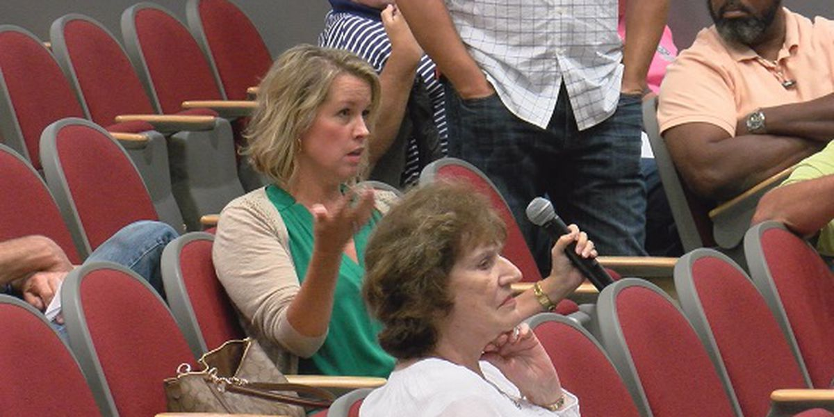 Residents on Chatham County's west side against possible landfill