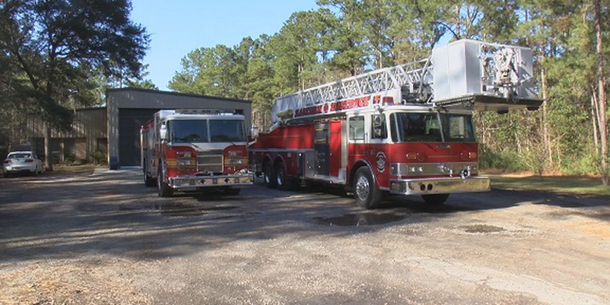 Fire dept. partners with educators amid firefighter shortage in Liberty Co.