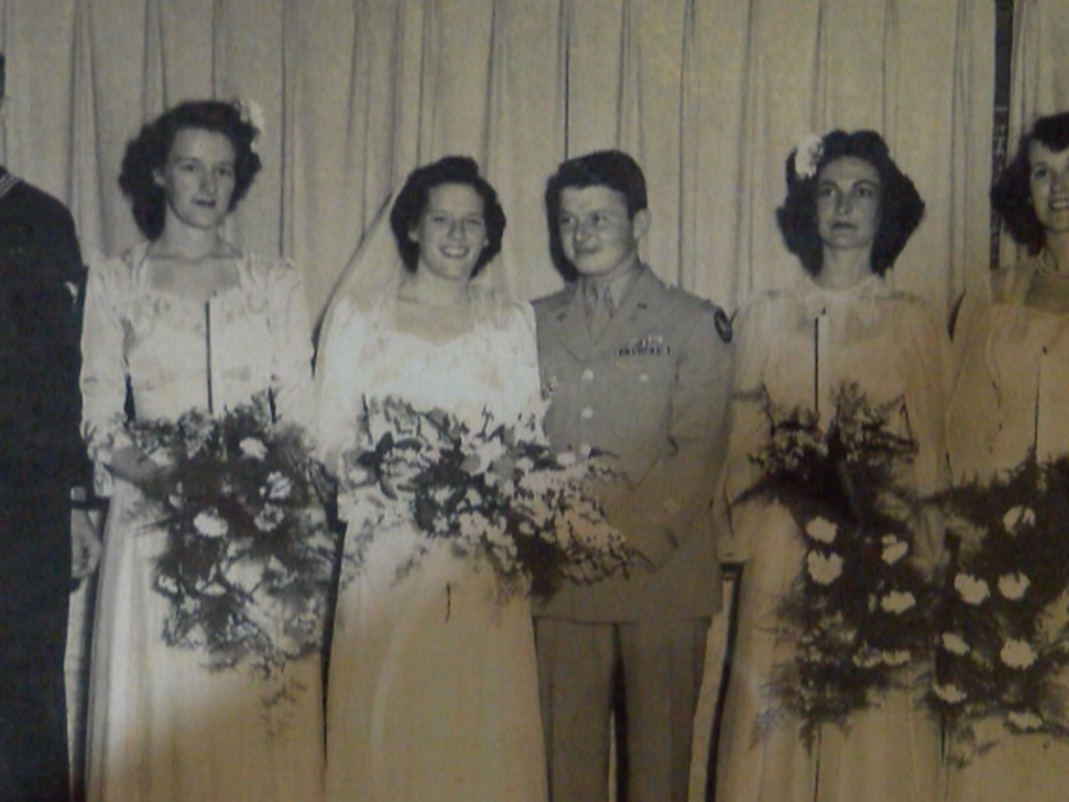 WWII Veteran shares her love story ahead of Valentine's Day