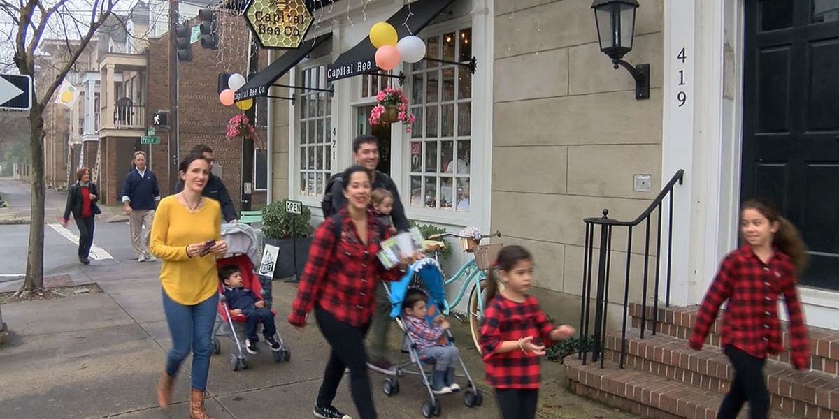 Mother's Day big for tourism, retail in Savannah