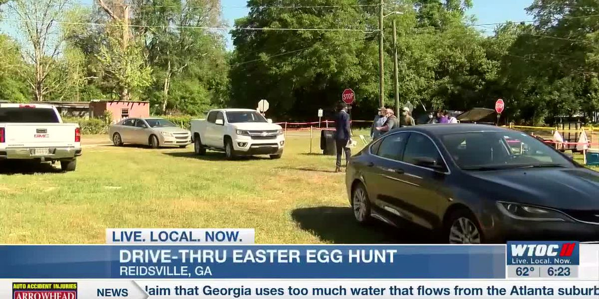 Tattnall County egg hunt this Saturday with COVID precautions