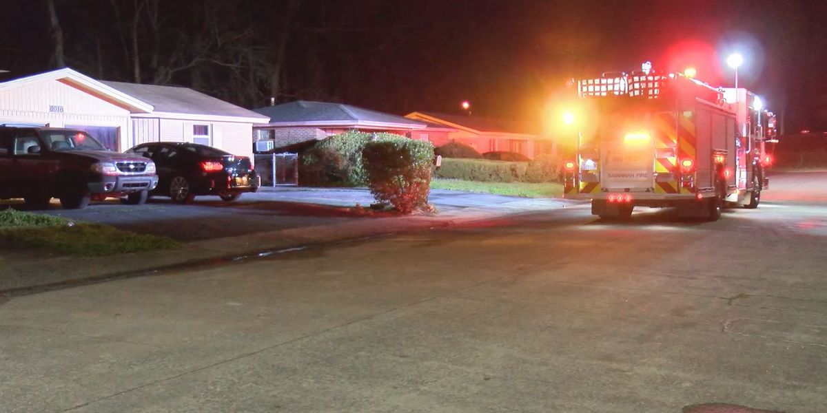 1 injured, displaced from Carver St. home after fire