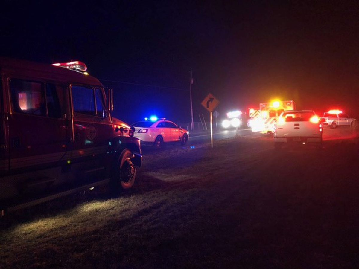 Crews respond to possible structure fire in Ellabell