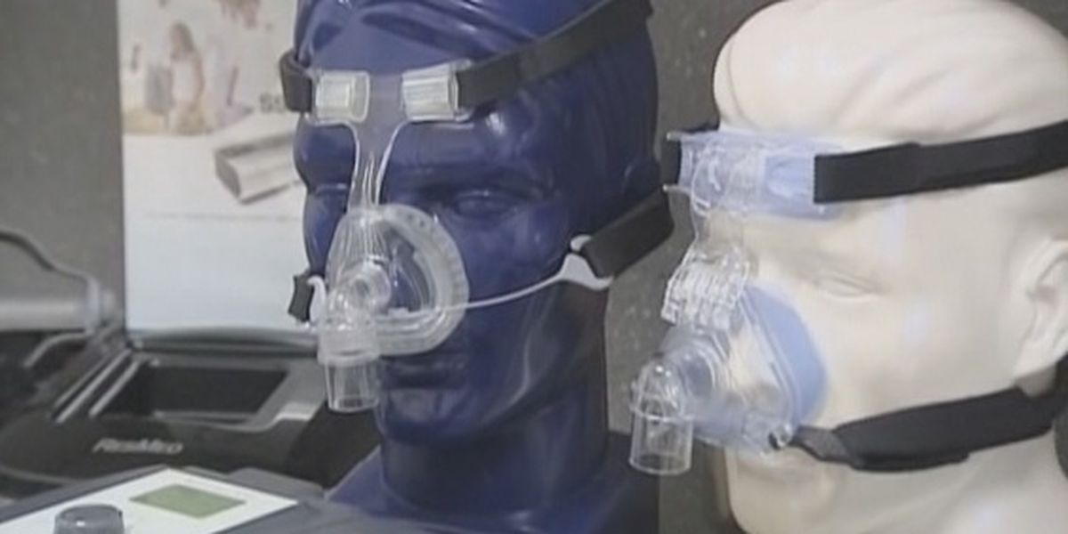 New device helping sleep apnea patients