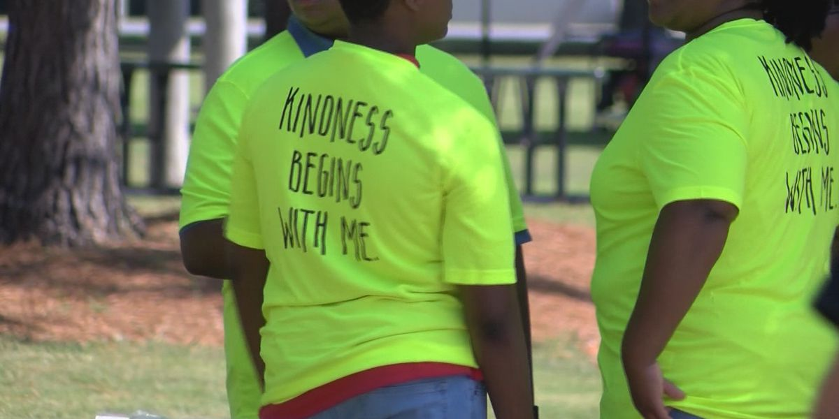 Statesboro rally works to help students overcome bullying