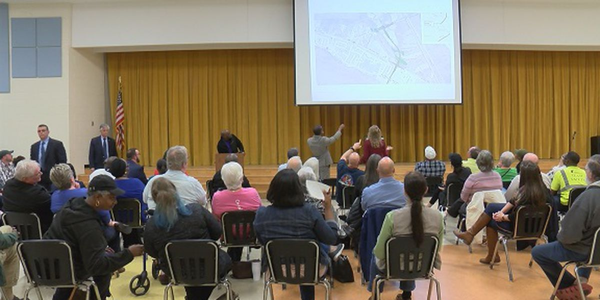 Some residents not happy about Benton Boulevard Extension Project