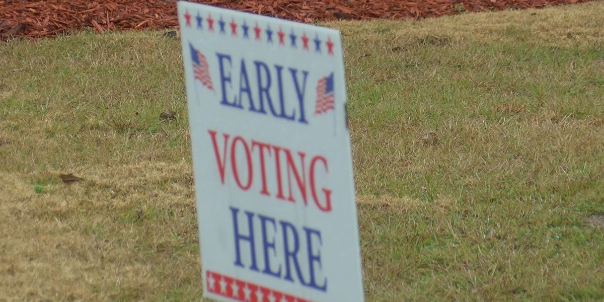 Hours for early voting in Long Co.