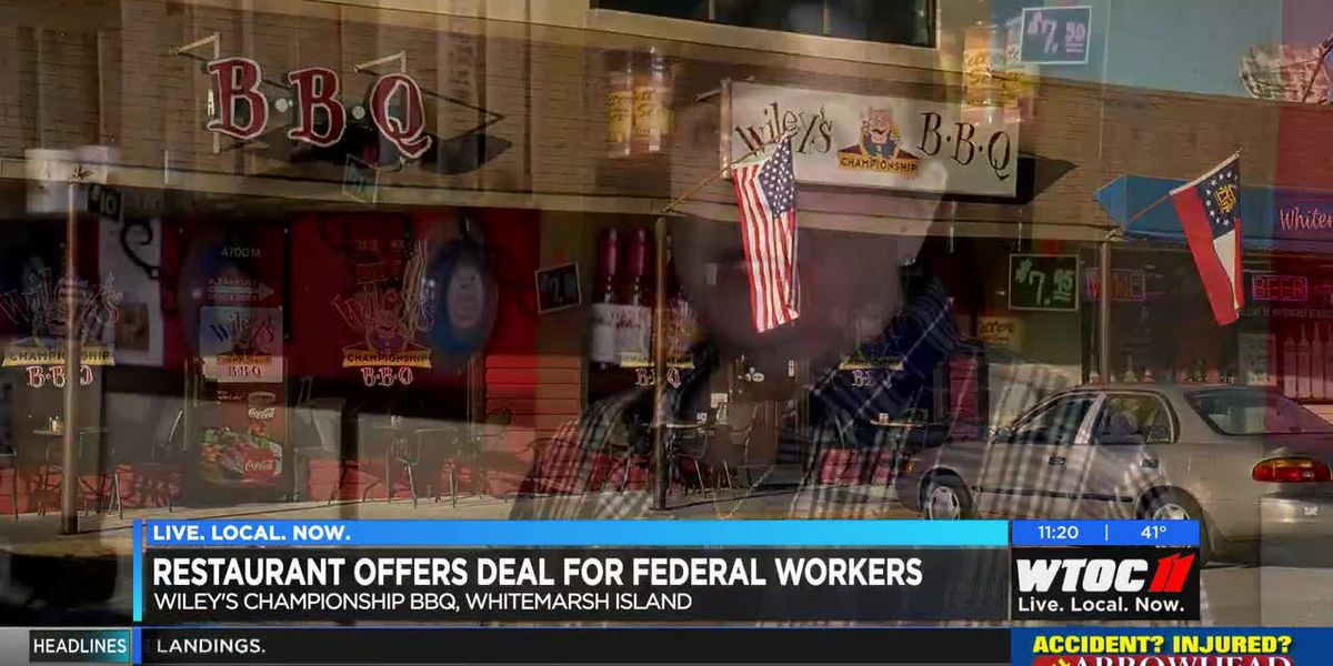 Whitemarsh Island restaurant offers deal for federal workers