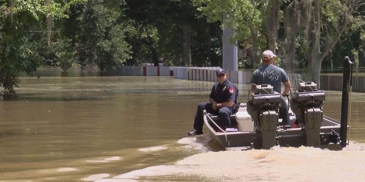 Donation drop-off locations to assist the Cajun Navy