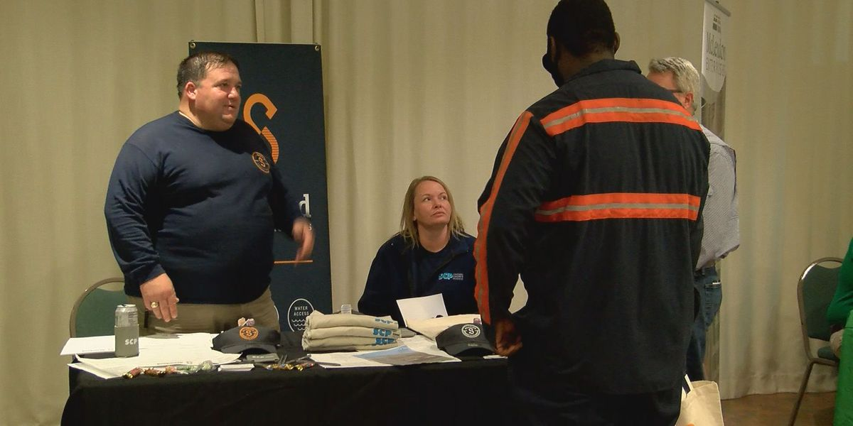 Job fair looks to fill construction vacancies