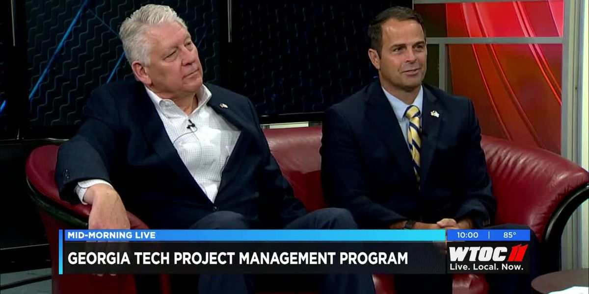 Georgia Tech's certificate in Project Management program comes to Savannah