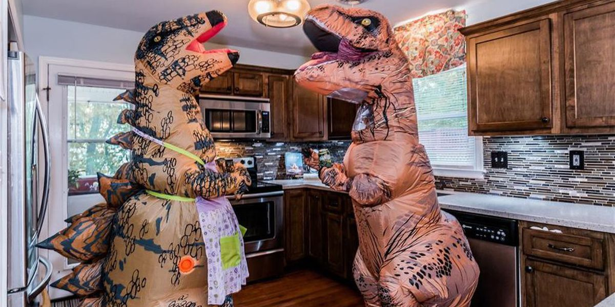 Realtor turns 'sad situation' into fun opportunity with memorable listing photos