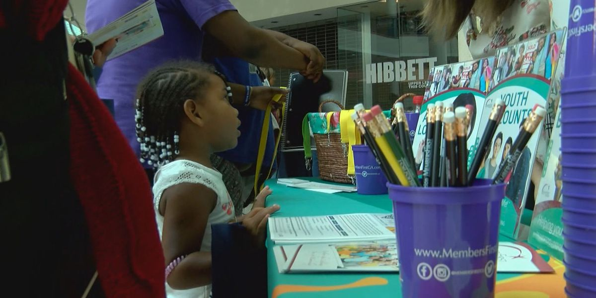 SCCPSS back to school event this Saturday at the Savannah Mall
