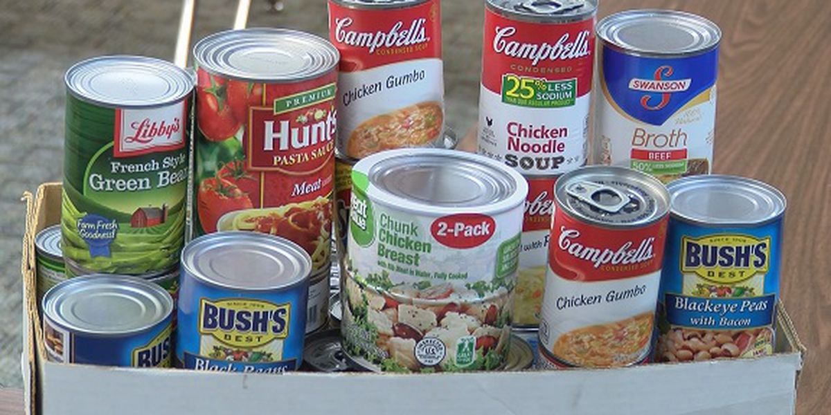 Bulloch County Schools to hold week-long canned goods drive