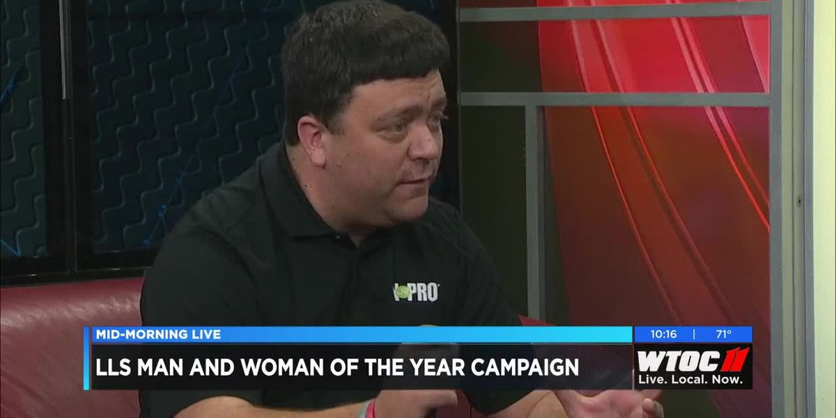 LLS Man and Woman of the Year Campaign