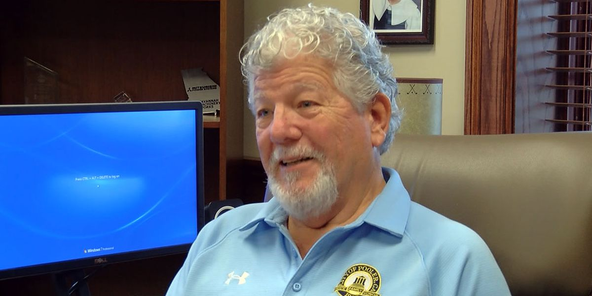 Pooler mayor prepares to leave office