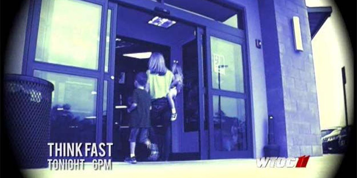 Watch at 6 PM: Think Fast - What if your child goes missing?