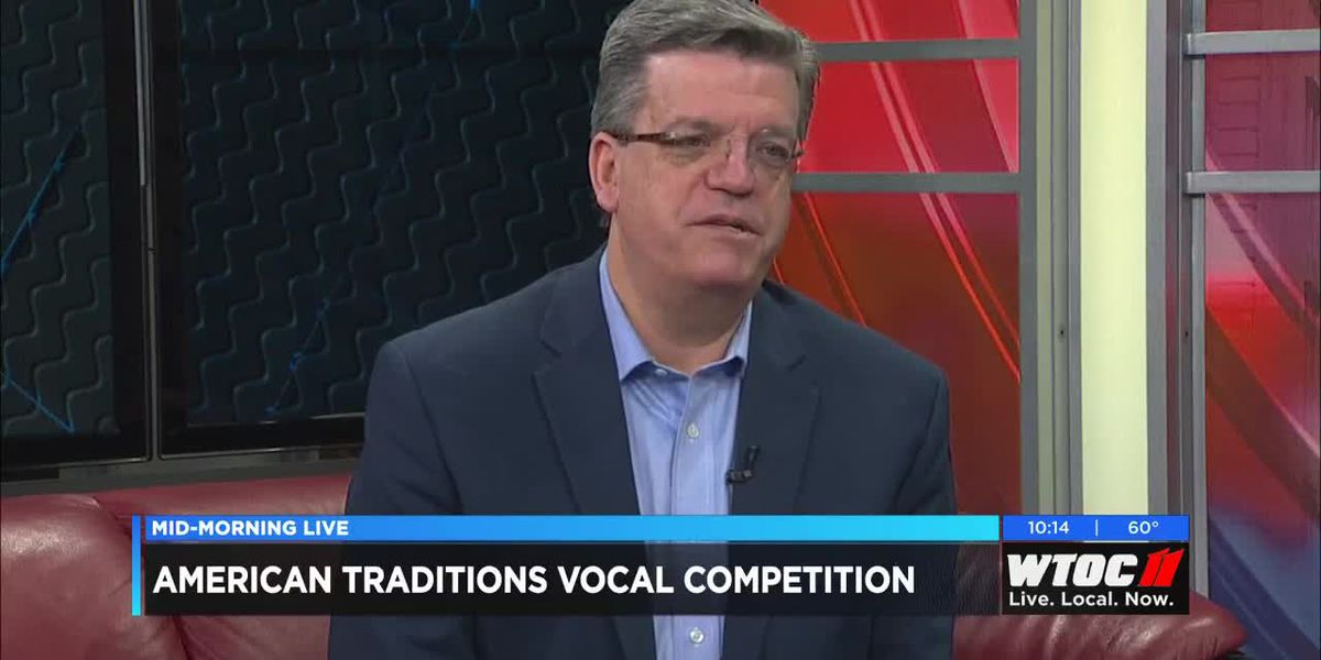 Allen Henderson of the ATVC announces the competition's return for the 26th year to Savannah.