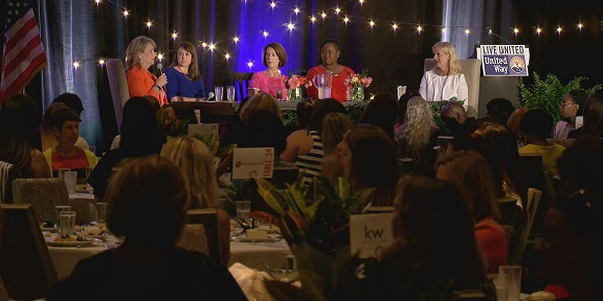United Way holds 'Women Who Rule' fundraiser