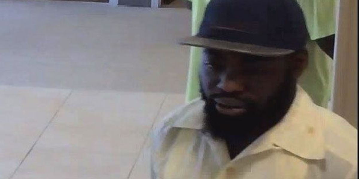 Bank robber on the loose in Brunswick