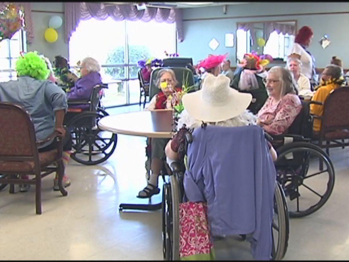 Community Champions: Senior living facility caregivers