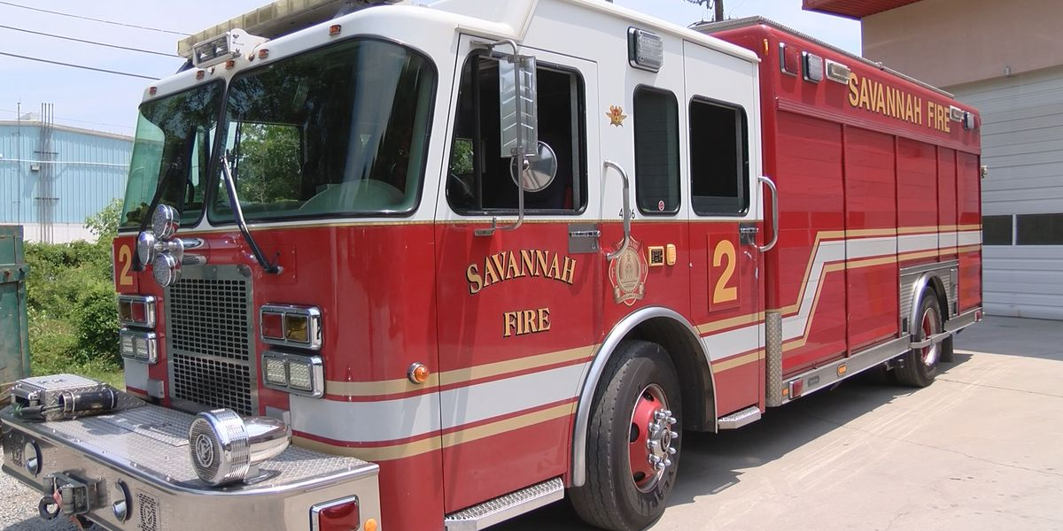 Car crashes keep Savannah Firefighters busy