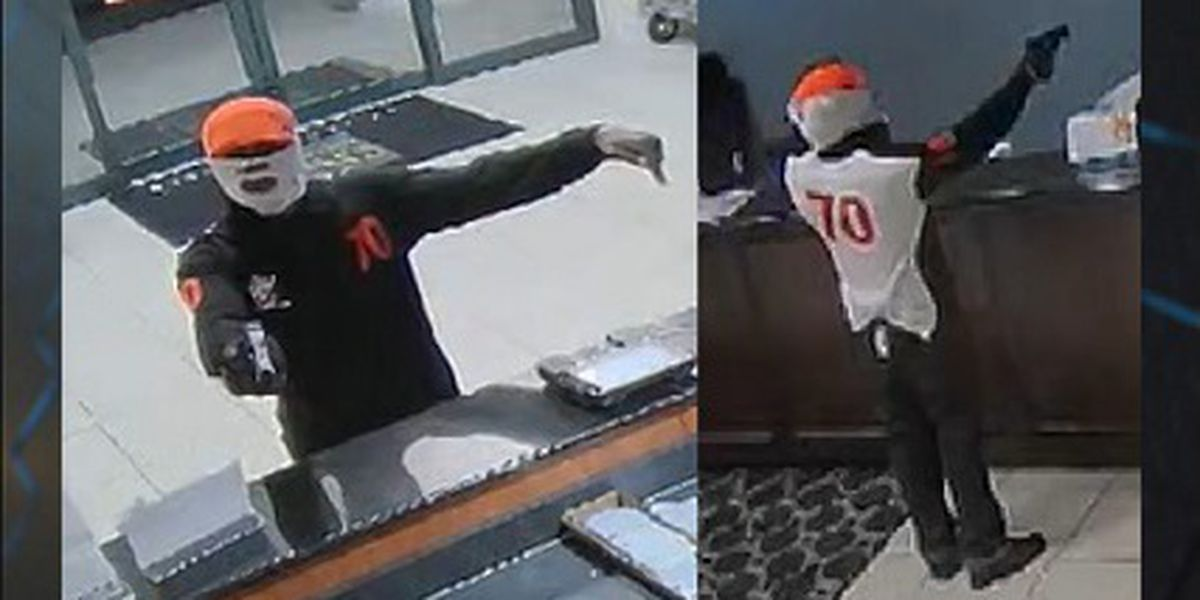 Suspect on loose after armed robbery at Quality Inn in Beaufort