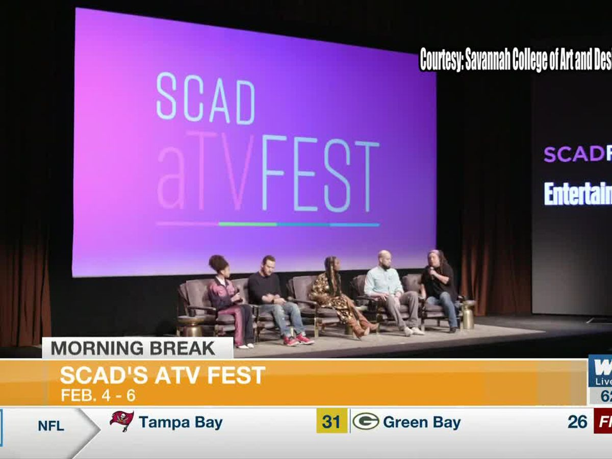 SCAD's aTVfest Goes Virtual This Year