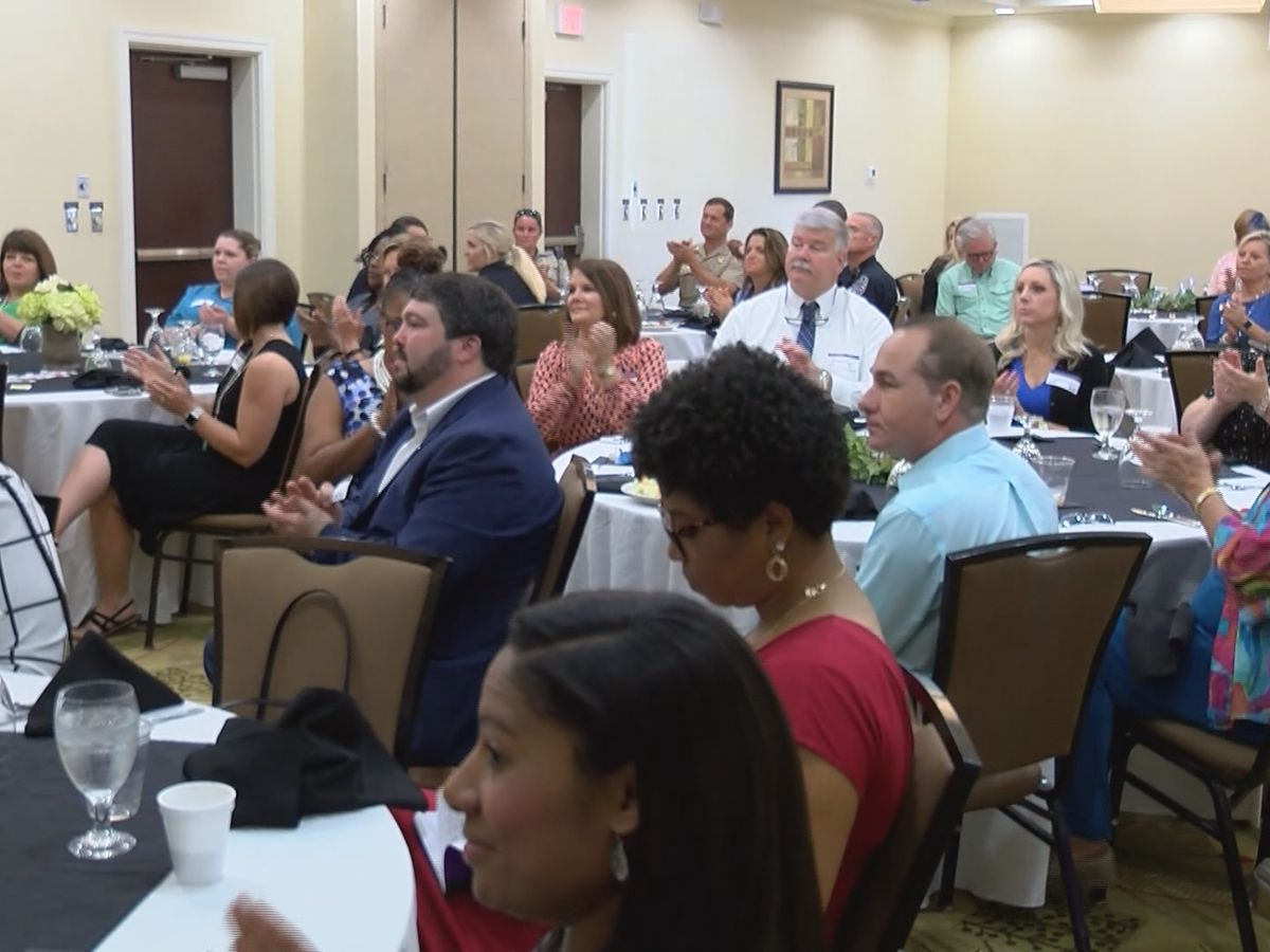 Seminar helps to educate Statesboro business owners on recognizing signs of domestic violence at work