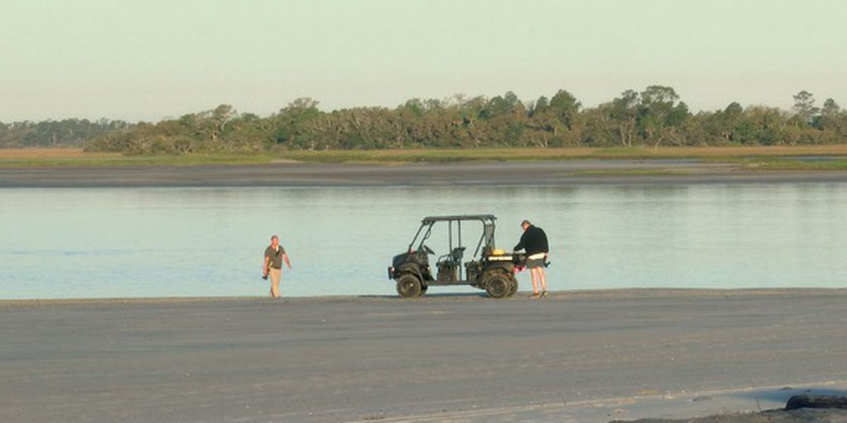 Family devastated but still hopeful as search for missing Tybee swimmer continues