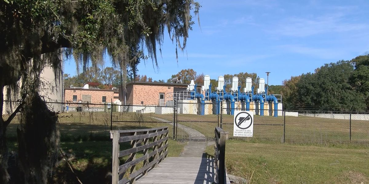 Water system cleaning causing unpleasant smell for Lowcountry residents