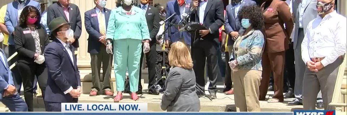 Ga. lawmakers pushing for hate crime law