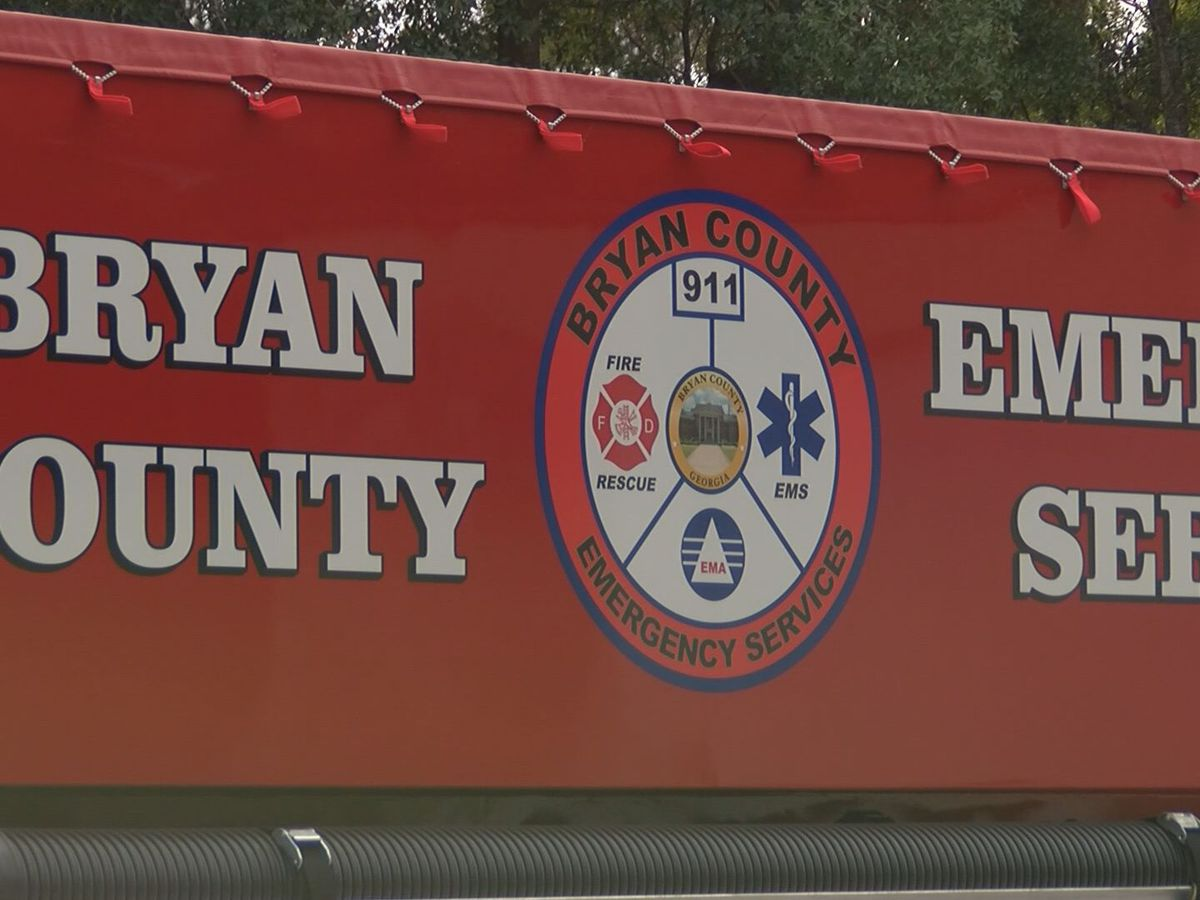Everyday Heroes: Bryan County Emergency Services using grant to hire more firefighters